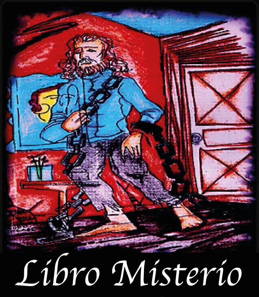 Portada Libro Misterio
